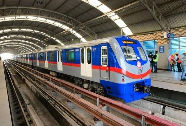 Image result for dakshineswar metro